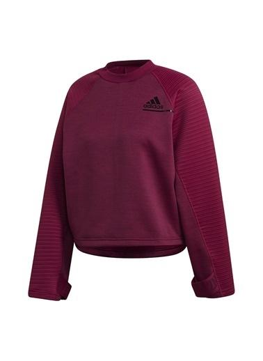 adidas Sweatshirt Bordo